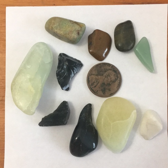 Other - Free crystal lot 10 pieces